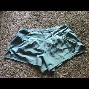 Nike spearmint color shorts